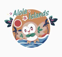 Alola Islands Kids Tee