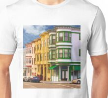 San Francisco Architecture Unisex T-Shirt