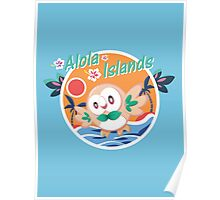 Alola Islands Poster