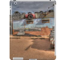 Mad Max Museum, Silverton, NSW iPad Case/Skin