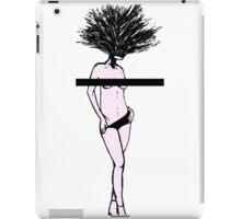 Sexy Head Explode (BIG) iPad Case/Skin
