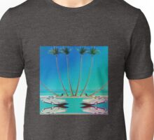 Hologram Plaza Unisex T-Shirt