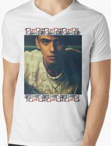 Bobby Tarantino  Mens V-Neck T-Shirt