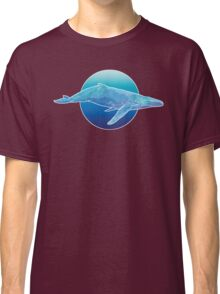 Whale Illustration Classic T-Shirt