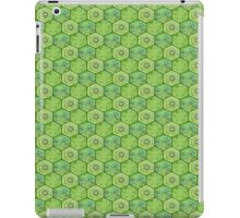 Turtle Scale iPad Case/Skin