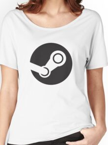 Gaming :: Steam :: Logo Women's Relaxed Fit T-Shirt