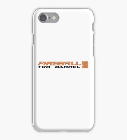 Fireball 318 Design iPhone Case/Skin