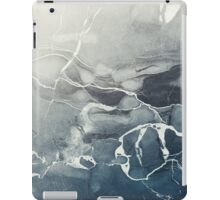 Blue Sea Marble iPad Case/Skin