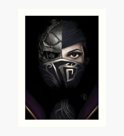 Dishonored 2  Art Print