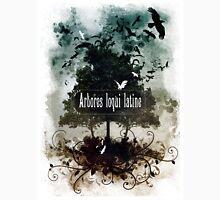 Arbores loqui latine Unisex T-Shirt