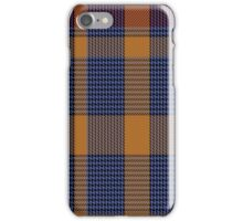01430 Coulin Fashion Tartan  iPhone Case/Skin