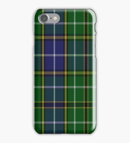 01429 Corstorphine Trial A District Tartan iPhone Case/Skin