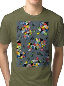 Edgewise grey Tri-blend T-Shirt