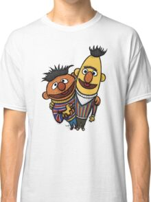 Bert And Ernie Classic T-Shirt