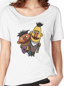 Bert And Ernie Women's Relaxed Fit T-Shirt