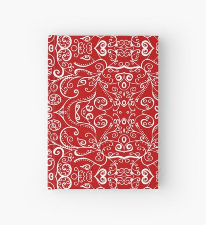 Silent Era, Red Hardcover Journal