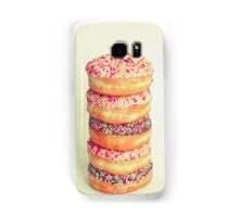 Stack of Donuts Samsung Galaxy Case/Skin