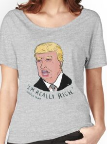 USA :: Donald Trump :: Quote Women's Relaxed Fit T-Shirt