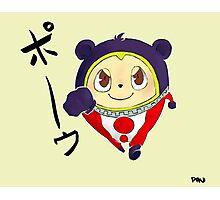 クマ (Teddie) Photographic Print
