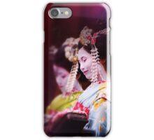 Japanese beauty iPhone Case/Skin