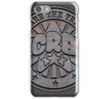 Cosmic Reality Brokers (In Stone) iPhone Case/Skin