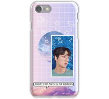SEHUN EXO AESTHETIC - shawty imma party til the sundown iPhone Case/Skin