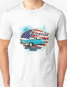 1957 Chevrolet T-Shirt