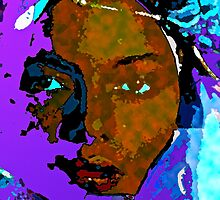 Dark Beauty by Saundra Myles