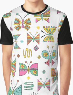 Butterfly Joy Graphic T-Shirt
