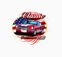 Mustang GT350 in Red Unisex T-Shirt