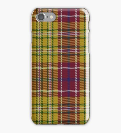 01417 Contrecoeur District Tartan  iPhone Case/Skin