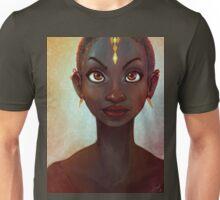 African Snow White Unisex T-Shirt