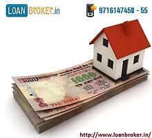 Get Easy Home Loan in Delhi/NCR From Loanbroker.in by reemasen25