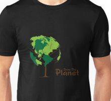 T-shirt Save the Planet  Unisex T-Shirt
