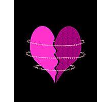 Unchain my Heart Photographic Print