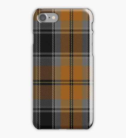 01410 Clyde Valley HOG Tartan iPhone Case/Skin