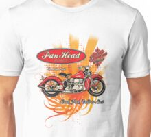 Panhead Motorcycle Design Unisex T-Shirt