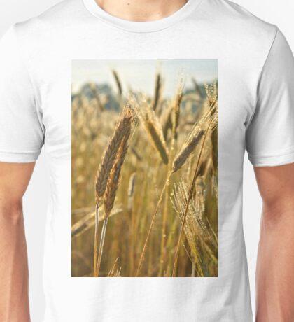 Ripening Wheat Unisex T-Shirt