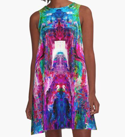 TYXPI 5 A-Line Dress