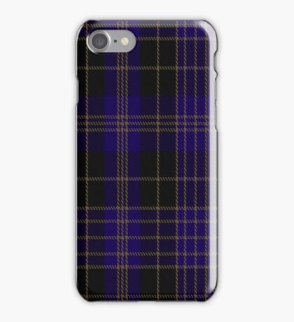 01408 Clergy (WCWM) Fashion Tartan iPhone Case/Skin