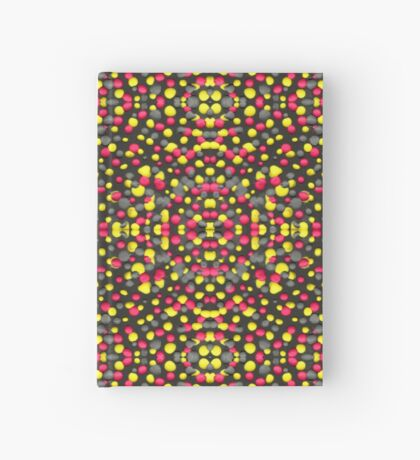 Valley Girl Dots Hardcover Journal