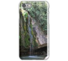 water falls iPhone Case/Skin