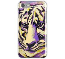 White Tiger, Not! iPhone Case/Skin
