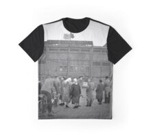 Old Trafford - February 1958 Graphic T-Shirt