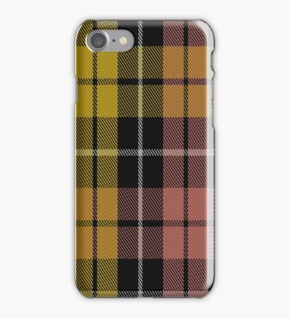 01400 Children in Need Tartan iPhone Case/Skin