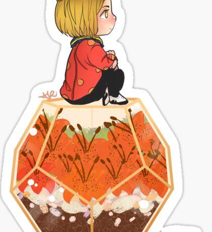 terrarium kenma~ Sticker