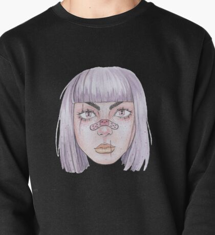 Lilac Pullover