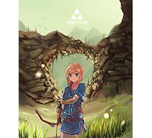 Breath of the Wild Photographic Print