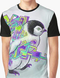 Spirit Penguin Graphic T-Shirt