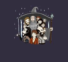 The Hobbit- an unexpected rainfall Unisex T-Shirt
